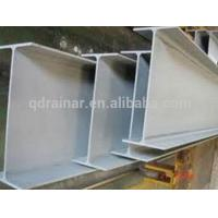 steel structure coated painting welded H beam for steel structure