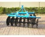 China 1BQX series of light duty mounted disc harrow on sale
