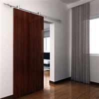 Buy cheap Stainless Wood Sliding Barn Door from wholesalers
