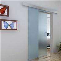 Buy cheap aluminum frame glass doors from wholesalers