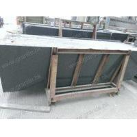 black granite slab