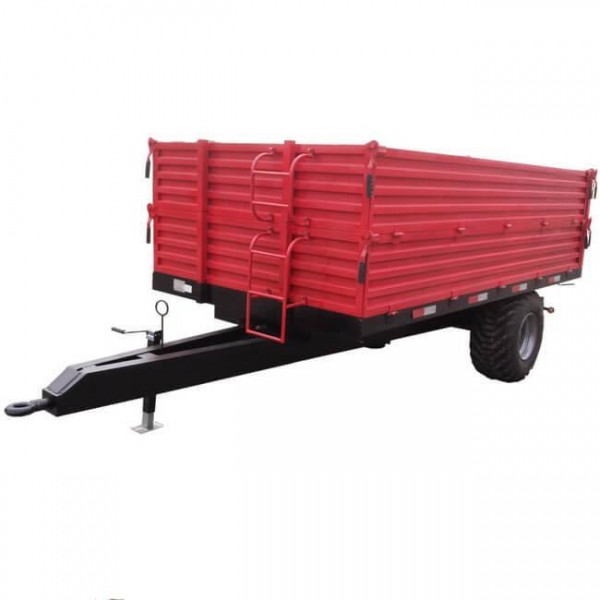 Quality Silage & Grain Trailer for sale