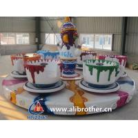 coffee cup rides for sale