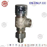 Buy cheap A21 micro open type safety valve product