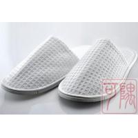 Quality Slipper Cotton Waffle Slipper for sale