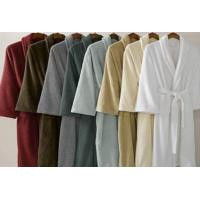 Buy cheap Bathrobe Colorful Terry Cotton Bathrobe from wholesalers