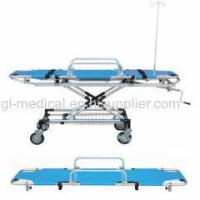 Buy cheap Adjustable Hospital Emergency Bed from wholesalers