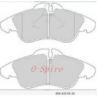 Wholesale Mercedes 004 420 55 20 Brake Pad Set, disc brake from china suppliers