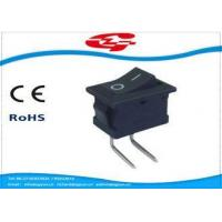 Buy cheap 10A 250V AC Electrical Rocker Switches T85 For Equipment from wholesalers