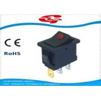 Buy cheap KCD1-106 Series Electrical Rocker Switches ON OFF or ON ON OFF With Light Indication from wholesalers