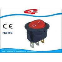 Buy cheap 10000 Cycles Endurance ON OFF Electrical Rocker Switches For Electrical appliance from wholesalers