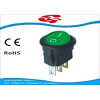Buy cheap 3A 250V 6A 125V AC Electrical Rocker Switches KCD1-204 For Toys from wholesalers