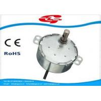 Buy cheap 12V Home Synchron Electric Clock Motors 2.5RPM 49TYD Low Noise from wholesalers