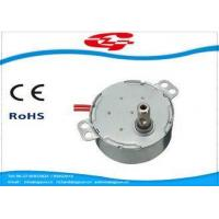 Buy cheap High Efficiency 3W Synchron Electric Motors 2.5RPM For Air Cooler from wholesalers