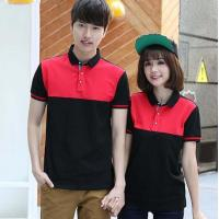 Wholesale Mercerized Color Combination Collar Design Polo Shirts from china suppliers
