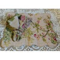 Wholesale Large Roses Quilted Placemat and Matching Napkin from china suppliers