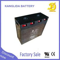 Buy cheap 2 volt 1000 amps agm gel battery from wholesalers