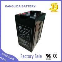 Buy cheap 2v 500ah GFM gel battery from wholesalers