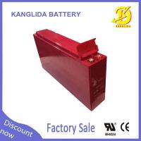 Buy cheap 12v120ah 150ah front terminal battery from wholesalers