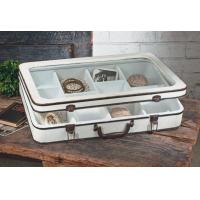 Buy cheap Shadow Box Case - Divided Suitcase Display from wholesalers
