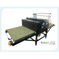 Wholesale Manual Pneumatic Double Sided Heat Press Machine from china suppliers