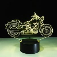 China 3d Led Lamp amazing 3D illusion table lamp on sale