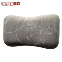 Buy cheap ZT-2213 Linsen memory foam bamboo charcoal massage pillow from wholesalers