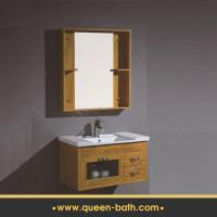 Wholesale JR-2-1076 Solid Wood Bathroom Vanity from china suppliers