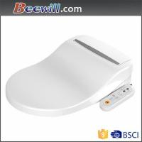 China electric water spray type heated bidet toilet seat on sale