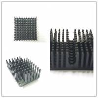 Buy cheap Copper Pin Fin Cooling Heat Sink from wholesalers