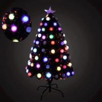 Wholesale 2017 Most Popular White Fiber Optic Christmas Tree with LED Lights from china suppliers