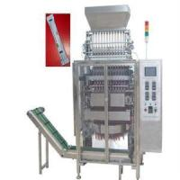 Buy cheap Automatic High Speed Multi Lanes Granular Packing Machine for Sugar Coffee from wholesalers