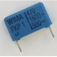 Wholesale 470pF 1600V Polypropylene Film Capacitor FKP1 WIMA from china suppliers