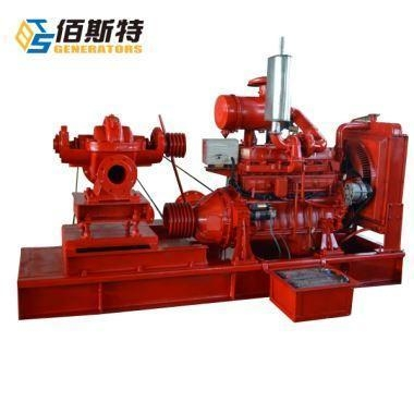 Quality Centrifugal Water Pump Drived by Diesel Engine for Fire Fighting for sale