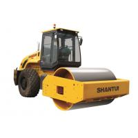 Buy cheap SR22MA Shantui Mechanical heavy-load single drum vibratory road roller from wholesalers