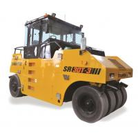 Buy cheap SR30T-3 Shantui 30ton Anti-skidding Rubber Wheel Type Road Rollers from wholesalers