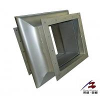 Wholesale Rectangular single-wave metal bellows from china suppliers