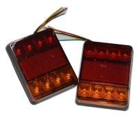 Buy cheap 8LED Tail Lights from wholesalers