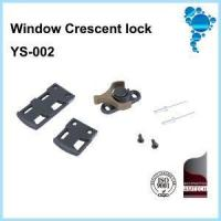 Buy cheap Good Quality Aluminum Sliding Window Crescent Lock from wholesalers