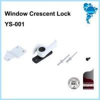 Buy cheap Cheap Aluminum Sliding Window Crescent Lock from wholesalers