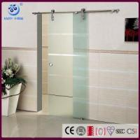 Wholesale Products Interior Sliding Glass Door,Chrome Stainless Steel Hardware, Double Sliding Glass (KT9001B) from china suppliers