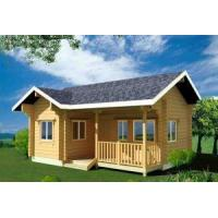 Buy cheap Movable Russian Pine Wooden Cabin from wholesalers