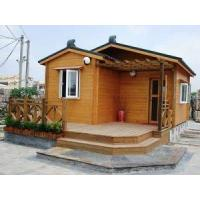 Buy cheap Beautiful Modern Holiday Wooden Chalet from wholesalers