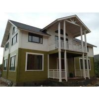 Buy cheap Two Storey Prefabricated Wooden Villa from wholesalers