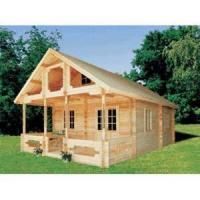 Buy cheap Prefabricated Hot Sale Economic Wooden Villa for Vacation from wholesalers