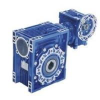 China NMRV/NRV-NMRV double worm gear reducer on sale