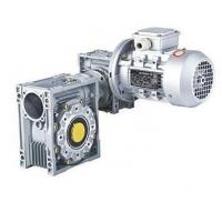 China NMRV+NMRV double worm gear reducer on sale