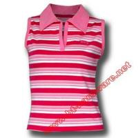 Buy cheap Apparel / Garments women's polo shirt from wholesalers