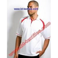 Buy cheap Apparel / Garments mans polo shirt from wholesalers