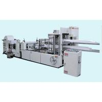 Buy cheap ZYJ-II Paper Napkin Converting Machine from wholesalers